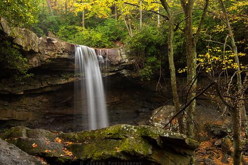 fall autumn pa pennsylvania cucumberfalls ohiopyle waterfall nature water longexposure k1 pentax