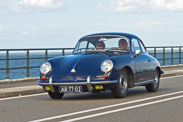 Porsche 356 CM 1600C 1965 (3262)