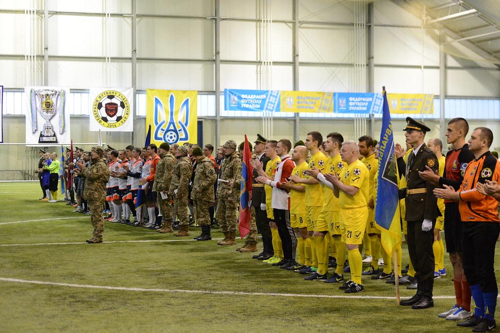 Команда СБУ стала срібним призером футбольного -Кубку Героїв АТО-_12