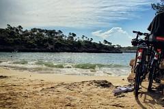 Cala Mondrago Beach