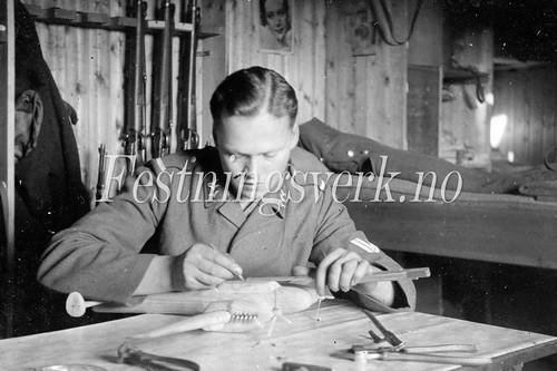 Sanvika Bærum 1940-1945 ((982)