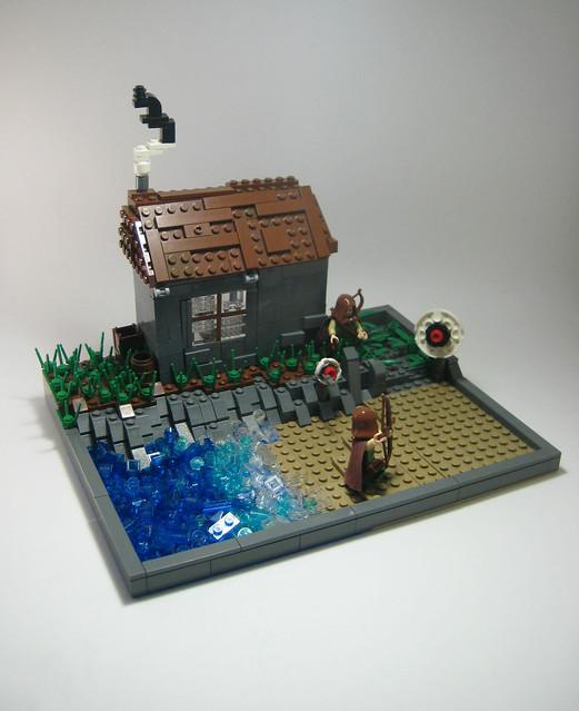 Lego Ranger's apprentice