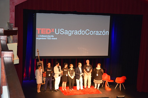TEDxUSagradoCorazón | by tedxusagradocorazon