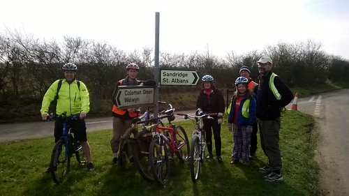 Jack's Jersey ride March 2014 (2)