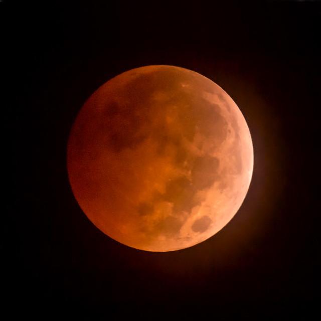 Harvest Moon/Blood Moon....EXPLORE
