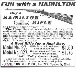 Hamilton Boys Rifle