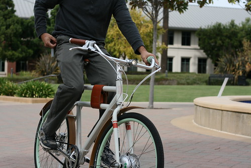 Faraday Electric Bike | by Richard Masoner / Cyclelicious