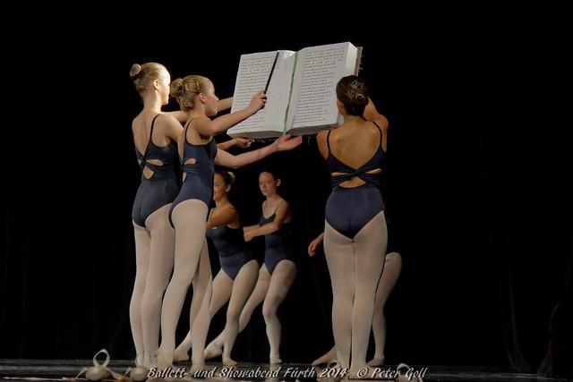 Ballett und Showabend, Stadthalle Fürth 003
