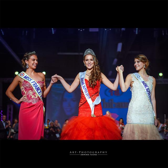 Election Miss Rhône-Alpes 2014