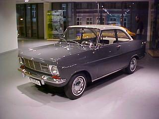 1964 Opel Kadett