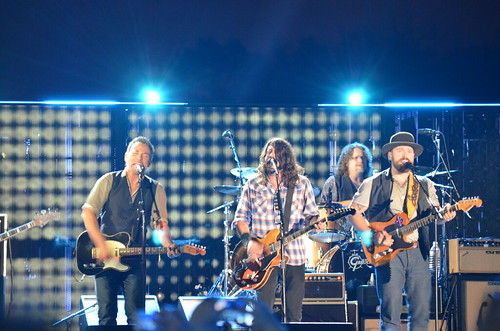 The Boss, Dave Growl, Zac Brown | by elysia1