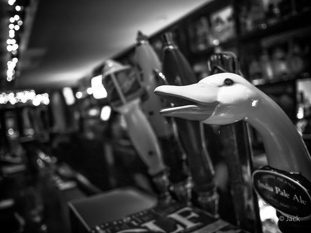 at pub
