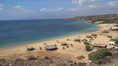 Djibouti 2013 - Plage des Sables Blancs