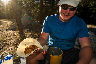 Now that's a hiking meal | by speedcenter2001