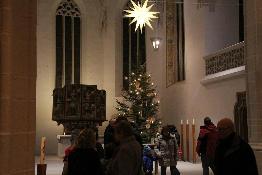 Lutherstadt Eisleben - christmas time