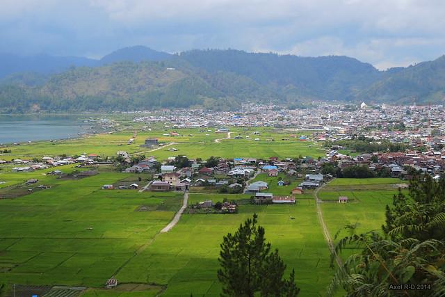 View Across Takengon