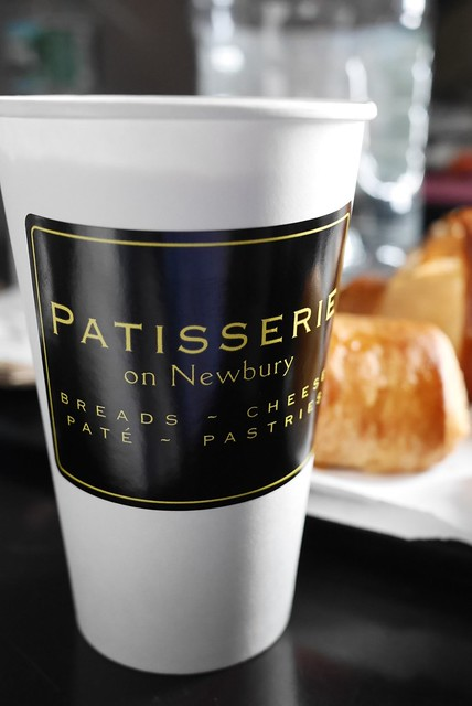 月, 2014-10-06 08:55 - Patisserie on Newbury