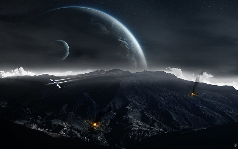Universe_and_planets_digital_art_wallpaper_dk