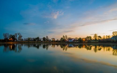morning autumn lakes croatia autumnmorning tamron1735284 nikond600 zaprešić elitephotography lakezajarki