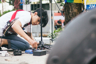 Surprise Stove at Taman Centrum, Bandung | by Morrie & Oslo