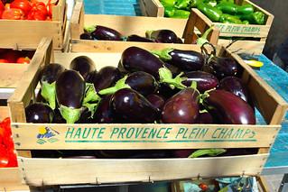aubergines and eggplants | by elias_daniel