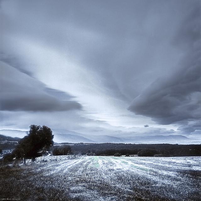 Cloudy High Sky V