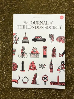 The Journal of The London Society | by cityofsound