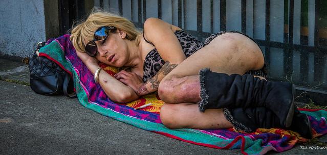 2014 - Vancouver - Street Sleeper - 2 of 2