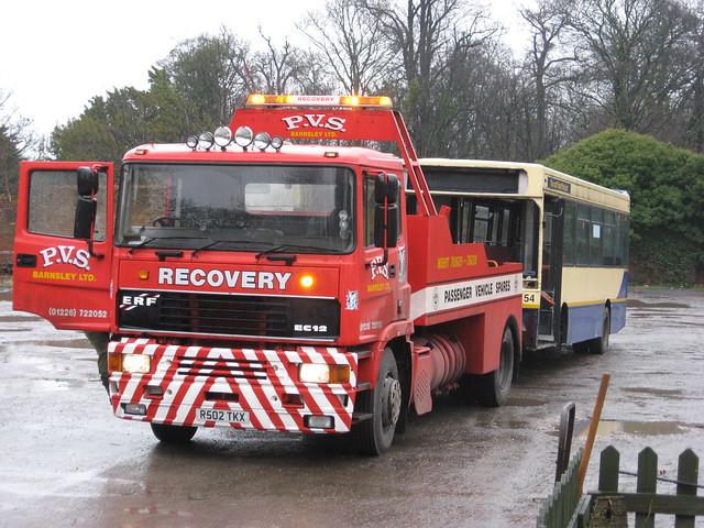 PVS Barnsley R502TKX