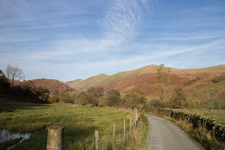 Looking back at the fells of the day. | by johnkaysleftleg