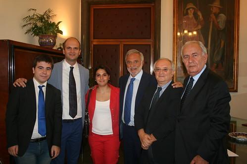 Firma Accordo Quadro CNR Futuridea | by futuridea