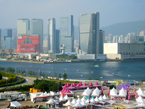 View of Kowloon East from Kai Tak Cruise Terminal, Hong Kong | by Eric Leung Gallery