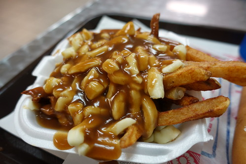 Poutine @ Montreal Pool Room @ Ville-Marie @ Montréal | by *_*