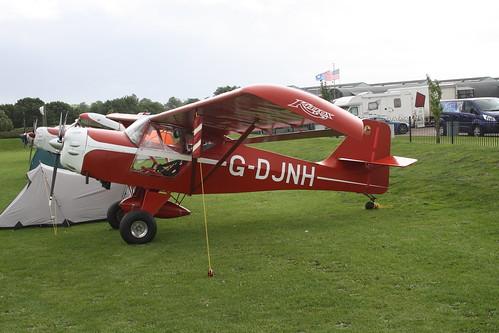 G-DJNH Denny Kitfox 3 [PFA 172-11896] Sywell