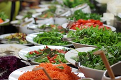 Salad Bar @ Papillon Zeugma