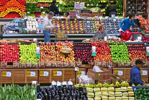 supermarket   by Dean Hochman