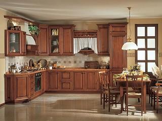 Igényes konyha egyedi igényekre szabva