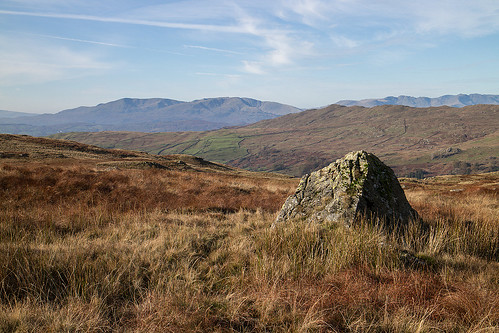 Looking towards the Coniston Fells | by johnkaysleftleg