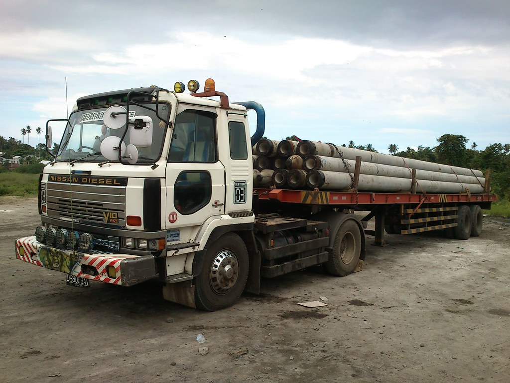 nissan v10 diesel