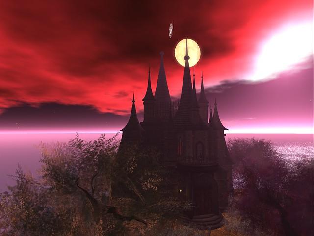 RMK Gothic - Blood Moon Castle