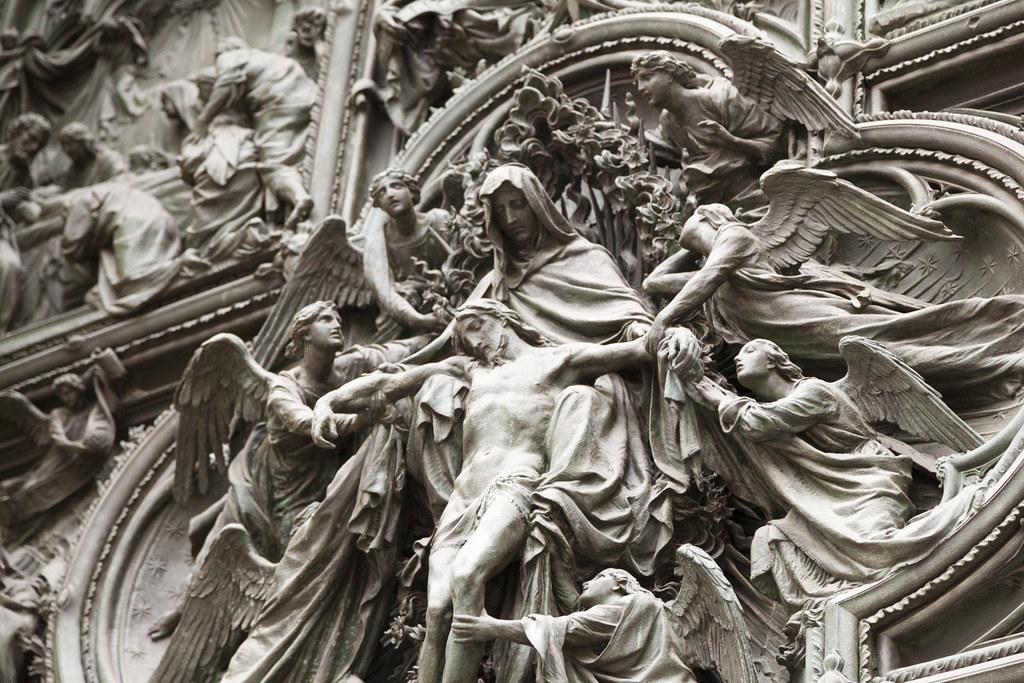 Pieta | Doors | Milan Cathedral | Duomo di Milano - 19 | Flickr