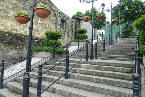 Taipa steps