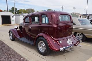 1934 Ford Model 40 Deluxe Fordor Sedan (3 of 3) | by myoldpostcards