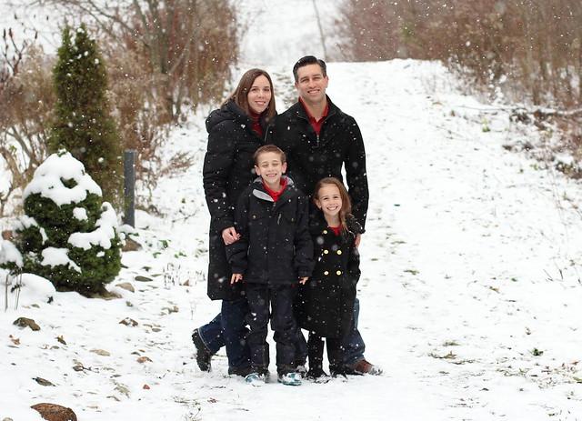 Christmas Family Shoot, 2014