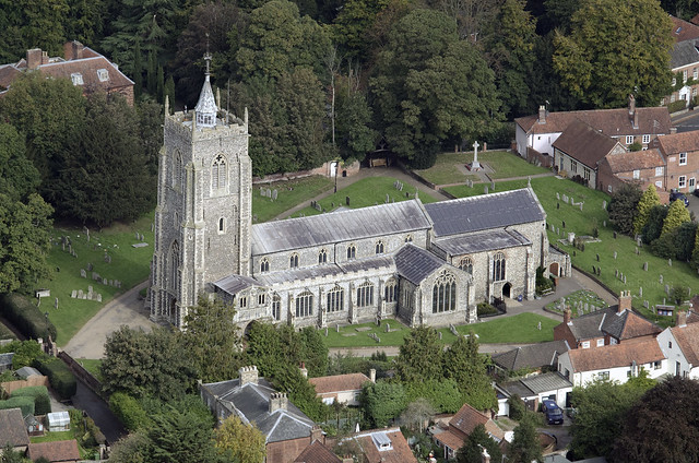 St Michael And All Angels - Aylsham