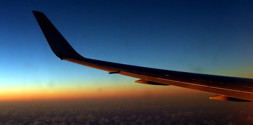 Sunset on a Jet Plane   by Prayitno / Thank you for (12 millions +) view