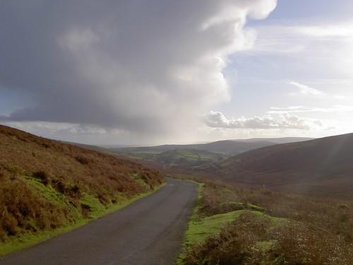Dartmoor road | by WalkInfo