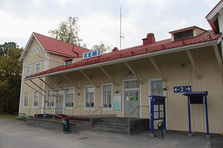 Kemi train station | by Timon91