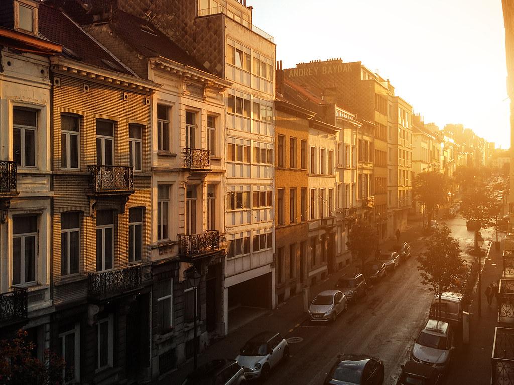 Rue Berckmans