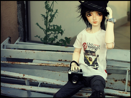 Little hipster   by Human Beans